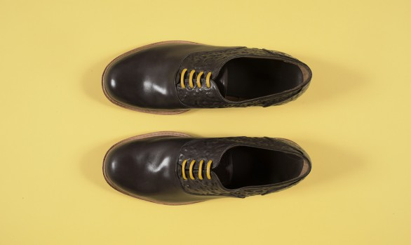 Texturall. Bespoke Southbank Centre Shoes